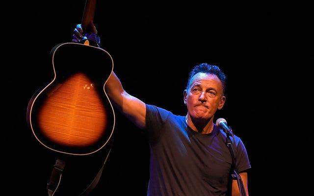 Bruce Springsteen está ahora a las tres cuartas partes del camino hacia un EGOT