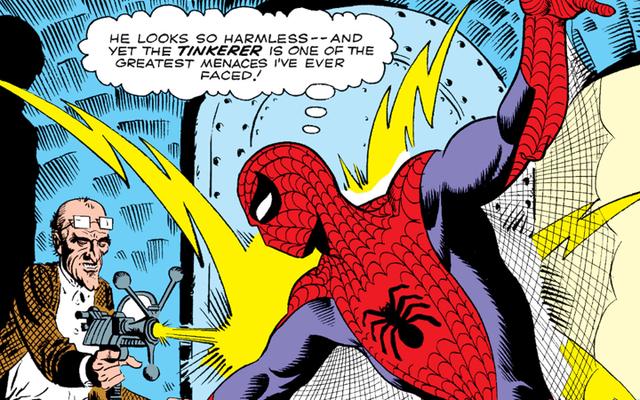 स्पाइडर मैन: होमकमिंग ने मिक्सी में स्पाइडी के कम से कम डरावने दुश्मनों में से एक जोड़ा है