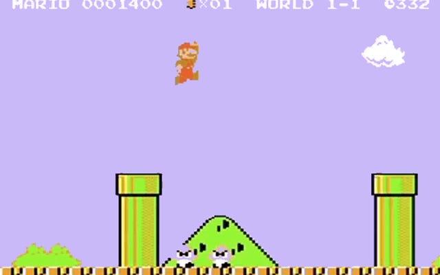На это ушло 7 лет, но теперь вы можете играть в Super Mario Bros. на Commodore 64
