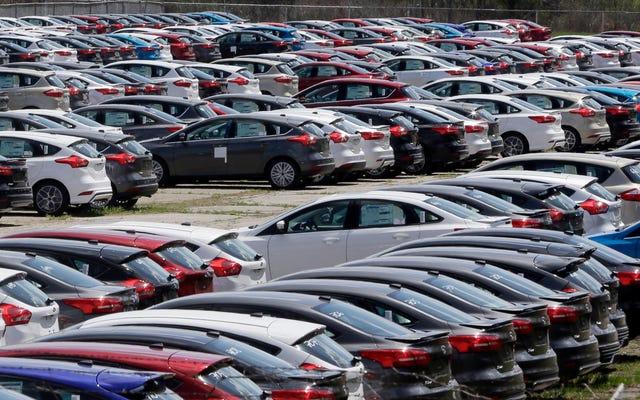 フォードのデュアルクラッチトランスミッションは引き続き災害
