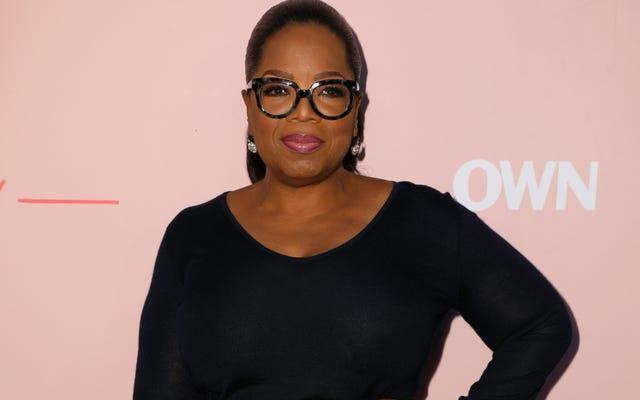 Oprah admet pleurer pour l'amour perdu, partage ce qui manque à la télévision sur Black Love et plus encore lors de la première de Love Is ___