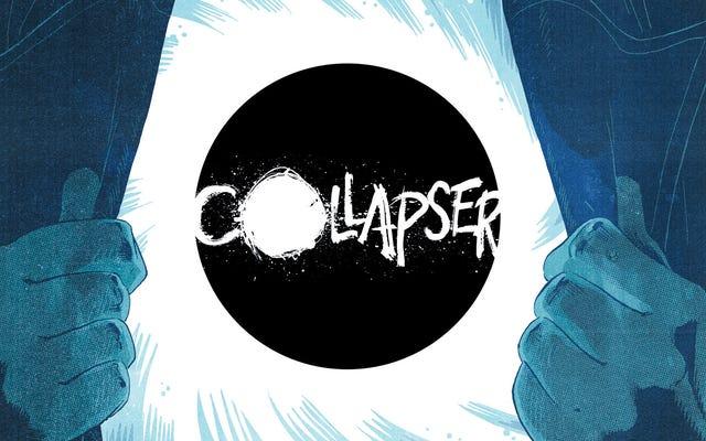 DCのヤングアニマルがこのコラプサー#1限定の新しいヒーローと共に戻ってきます