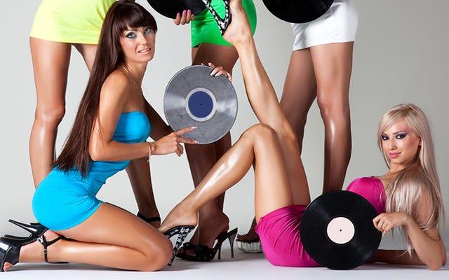 PornHub Glazes gagnants du concours de chansons thématiques `` Ultimate ''