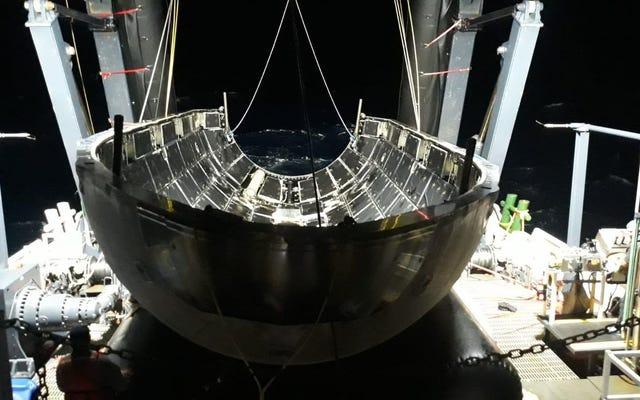 ファルコンヘビーが発売された後、SpaceXが着陸したのは3つのロケットだけではありません