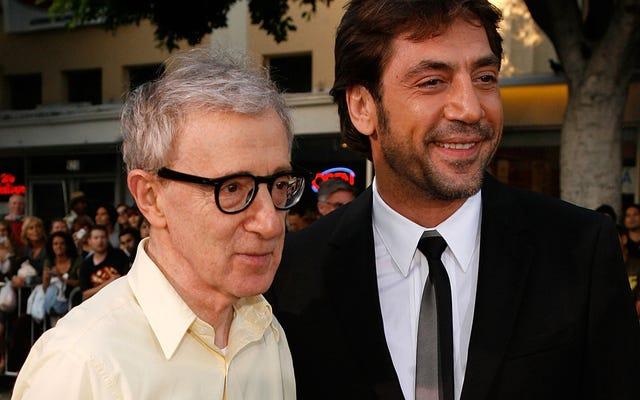 """Javier Bardem, Kumpel, Woody Allen wird nicht """"gelyncht"""""""