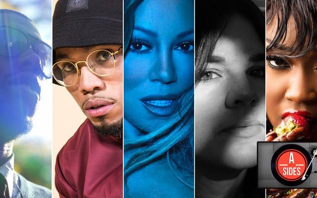 A-Sides:アンダーソンパーク、ブレインフィーダーの10年、そして今週の残りの重要な音楽