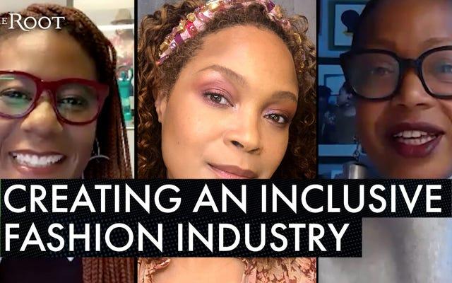 Big Beauty Tuesday: Comment Tracy Reese et la présidente de la CFDA, CaSandra Diggs, conçoivent une industrie de la mode inclusive