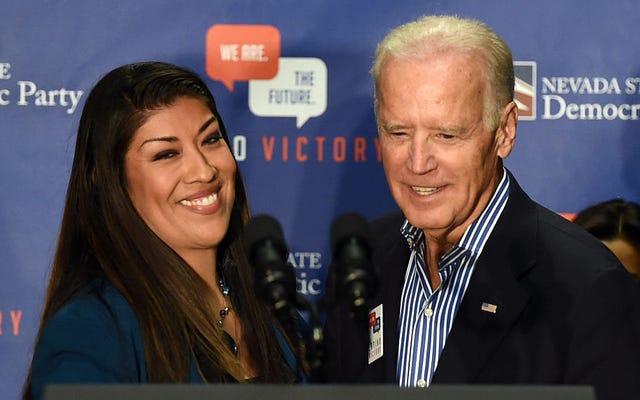 Joe Biden Sekali Lagi Dituduh Menyeramkan