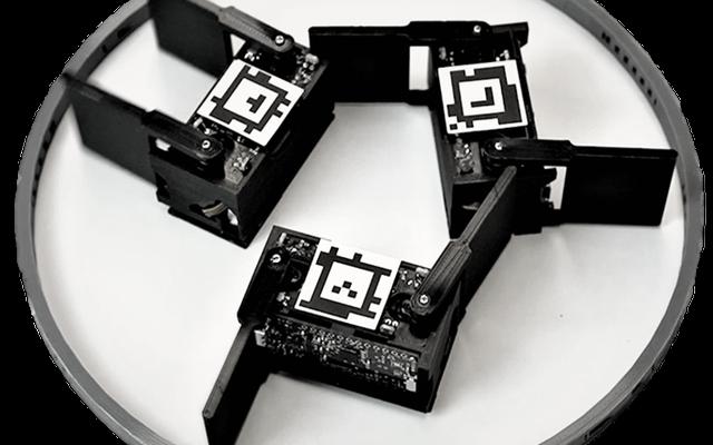 自発的に踊るパイントサイズのロボットに会いましょう