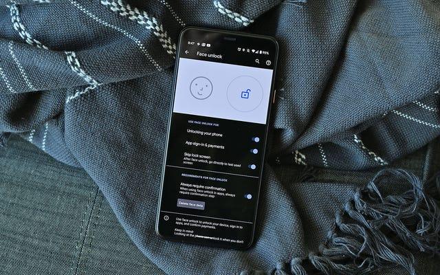 Google заявляет, что исправит сбой разблокировки лица Pixel 4 «в ближайшие месяцы»