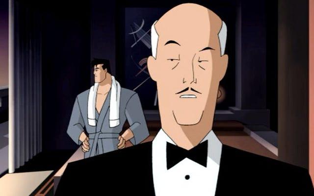 """यहाँ क्यों अल्फ्रेड ब्रूस वेन को """"मास्टर ब्रूस"""" कहते हैं"""