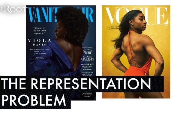 Big Beauty Tuesday: เมื่อพูดถึงหน้าปกนิตยสารอะไรคือเส้นแบ่งระหว่างศิลปะและการดูถูก?