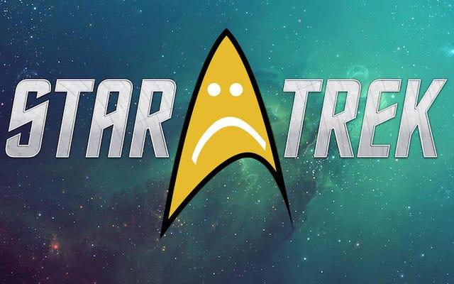 CBS y Paramount arruinaron el 50 aniversario de Star Trek