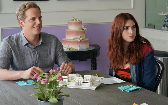 Jimmy y Gretchen hacen nueva pareja de amigos en un destacado Eres lo peor