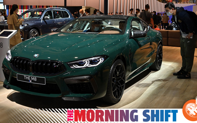 BMWは大きな利益に戻っています