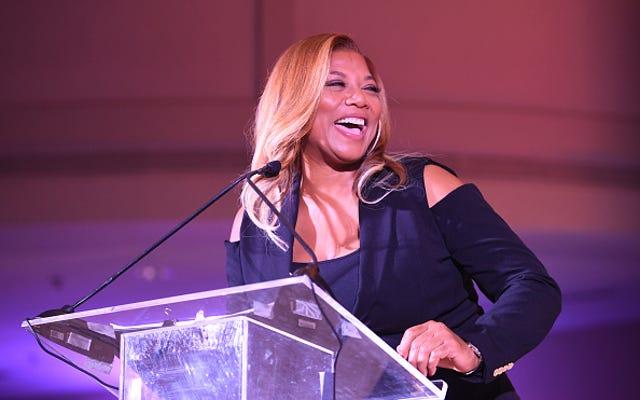 Queen Latifah tworzy serial podróżniczy dla kobiet-komików