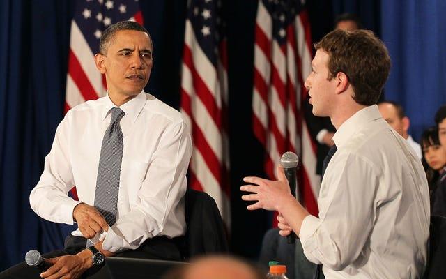 アメリカのインターネットを支配するFacebookの卑劣な計画は地獄のように怖い