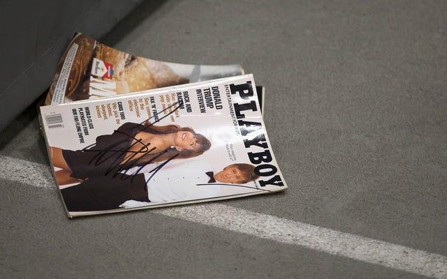 Playboy elimina páginas de Facebook que citan intromisión electoral y represión sexual