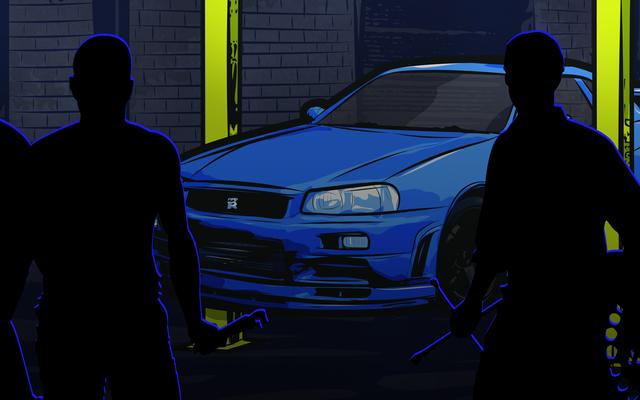 シェイディーウェイショップはアメリカの25年の自動車輸入規則を打ち負かす