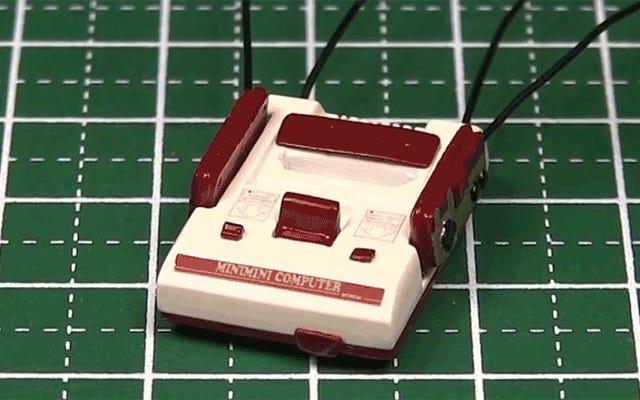 Comment créer la plus petite console Nintendo de toutes