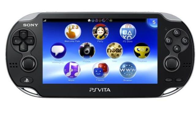Si vous avez acheté une Vita avant juin 2012, voici comment obtenir des trucs gratuits maintenant