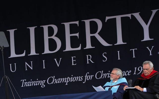 La Liberty University dichiara di aver espulso i calciatori per compensare l'assunzione di funzionari Baylor caduti in disgrazia [CORRETTO]