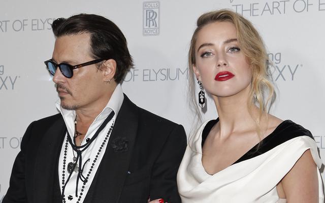 Gracias, porque Johnny Depp y Amber Heard han regresado a nosotros