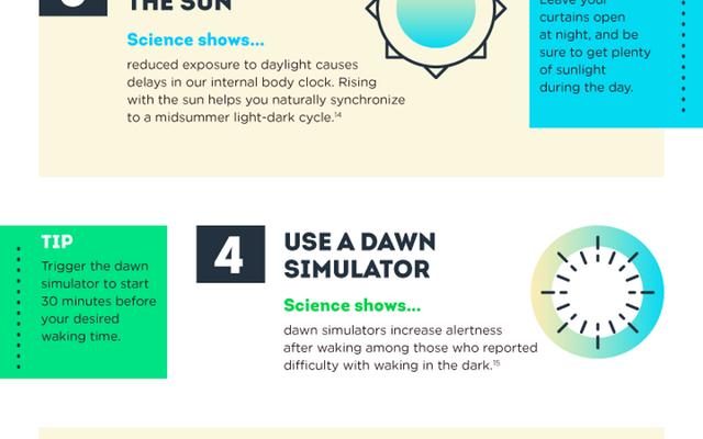 11 простых способов просыпаться пораньше каждое утро