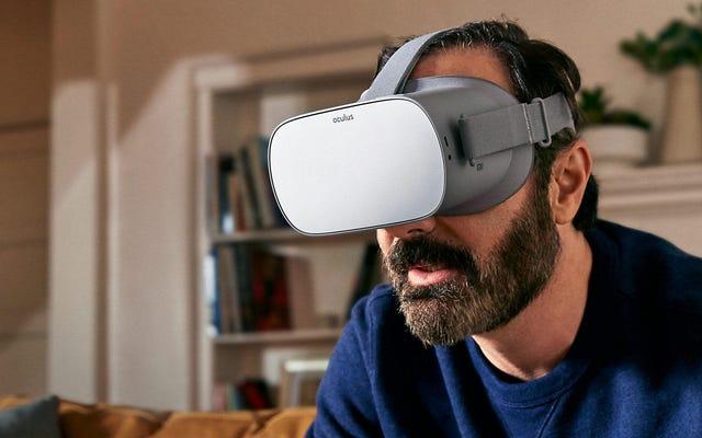 Oculus отказывается от Go, чтобы больше сосредоточиться на квесте Oculus