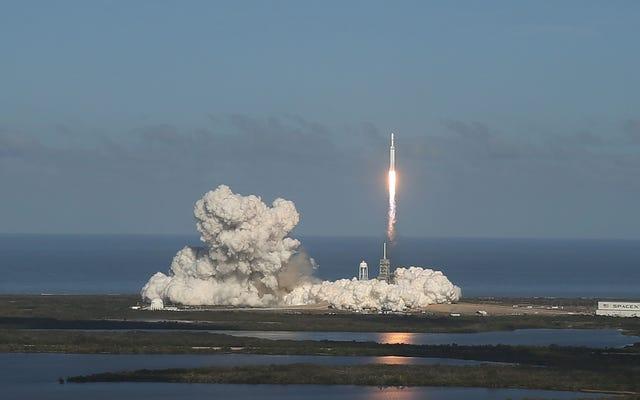 La FCC vient de donner à SpaceX le choix de créer un espace Internet