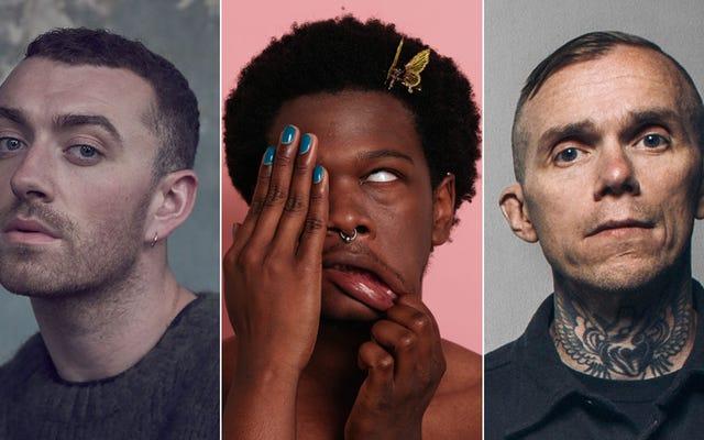 यहां 4 नए एल्बम हैं जो आपको इस सप्ताह के बारे में जानना चाहिए