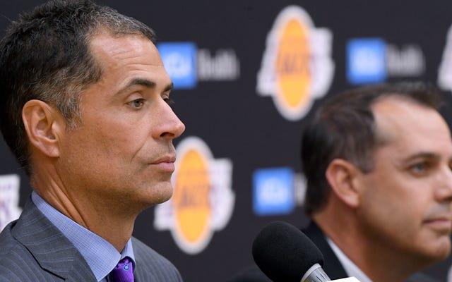 Lakers Benar-benar Ingin Itu