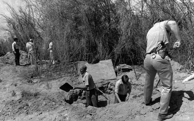 Wie 26 lebendig begrabene Kinder die größte Entführung in der Geschichte der USA überlebten
