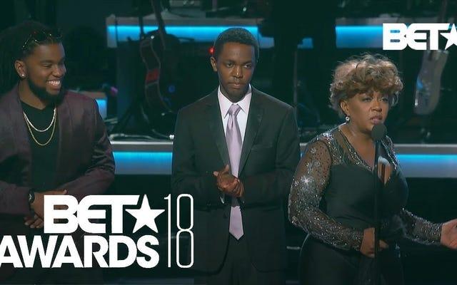 Anita Baker honorée pour l'ensemble de ses réalisations aux BET Awards