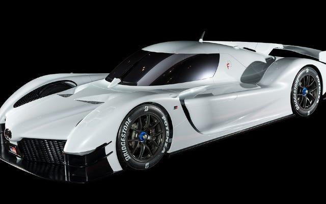 トヨタの1,000馬力の道路-合法的なレースカーのコンセプトは、メルセデスとアストンをゴミ箱に追いやるだろう