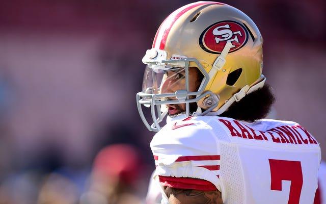 Colin Kaepernick จะได้รับที่นั่งที่โต๊ะในที่สุดเมื่อ NFL พบกับผู้เล่นในสัปดาห์หน้า แต่เขาจะรับหรือไม่