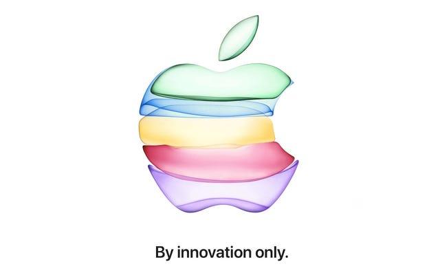 Apple จะเปิดตัว iPhone รุ่นใหม่ในวันที่ 10 กันยายน