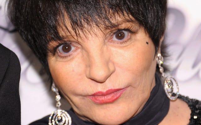 มีคนแพร่ข่าวลือเกี่ยวกับ Liza Minnelli
