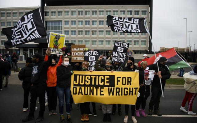 Eski Subay Kim Potter, Daunte Wright'ın Ölümünde 2. Derece Adam Katliamla Suçlandı