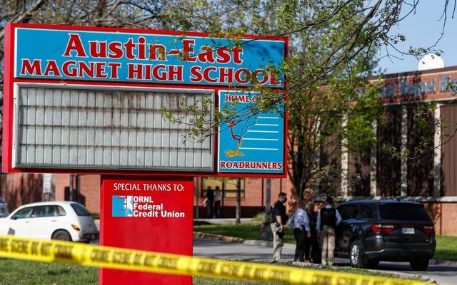 テネシー州捜査局が死んだティーンエイジャーを銃撃した警察を非難しようとしたように聞こえる