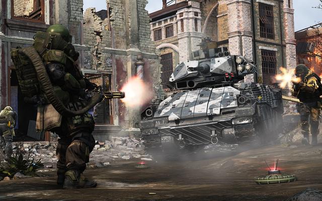 Call Of Duty: Les joueurs de Warzone chassent des glitchers qui génèrent des mastodontes illimités