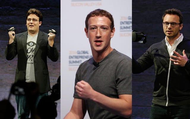 जुक स्टैंड लेने से पहले फेसबुक के खिलाफ विस्फोटक $ 2 बिलियन के मुकदमे को पकड़ें