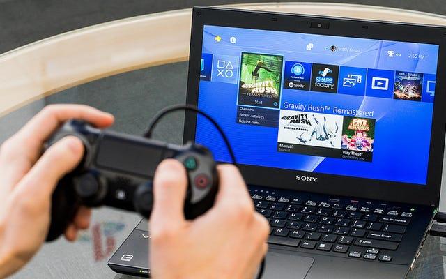 PS4 की नई रिमोट प्ले क्षमताओं का एक त्वरित परीक्षण
