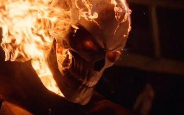 Secondo quanto riferito, Hulu ha ucciso Ghost Rider