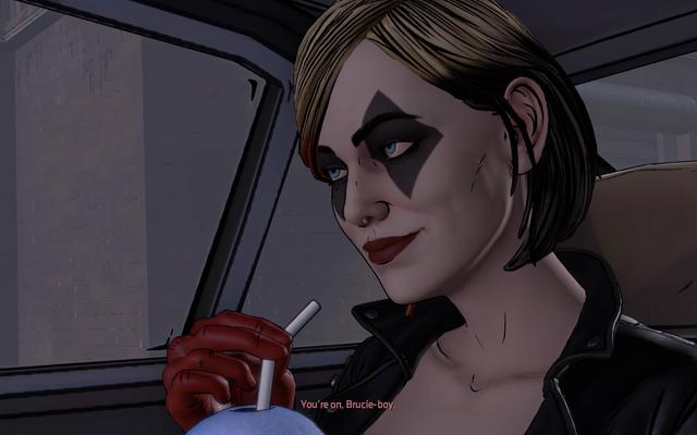 न्यू बैटमैन वीडियो गेम में, हार्ले क्विन इज़ स्मार्टर, स्ट्रॉन्गर, और अधिक शातिर है