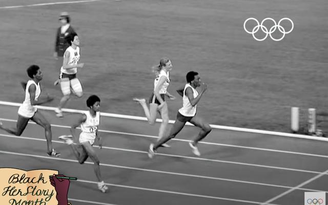 Carl Lewis và Usain Bolt rất tuyệt, nhưng chính Wyomia Tyus mới là người đầu tiên liên tiếp giành được huy chương vàng 100 m Olympic
