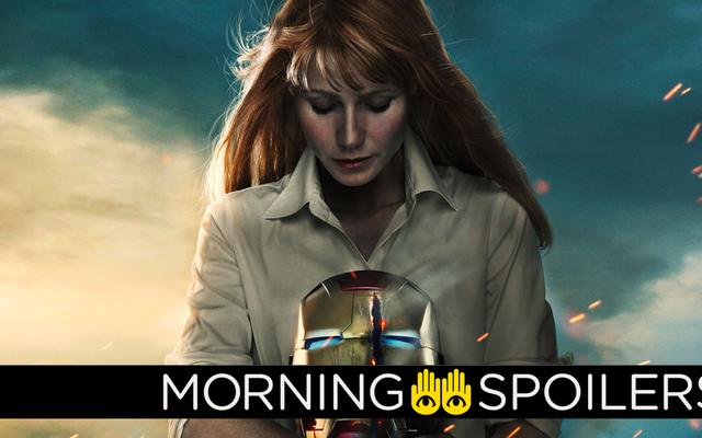 Gwyneth Paltrow potrebbe aver accidentalmente rivelato un Big Avengers 4 Moment per Pepper Potts
