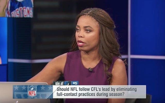 ESPN Memasang Pembalut Di Tangan Yang Telah Dipotong