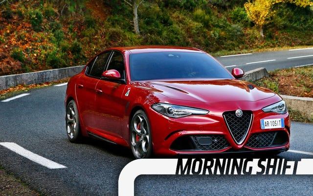 Alfa Romeo et Maserati obtiennent un nouveau patron pour gérer un redressement difficile