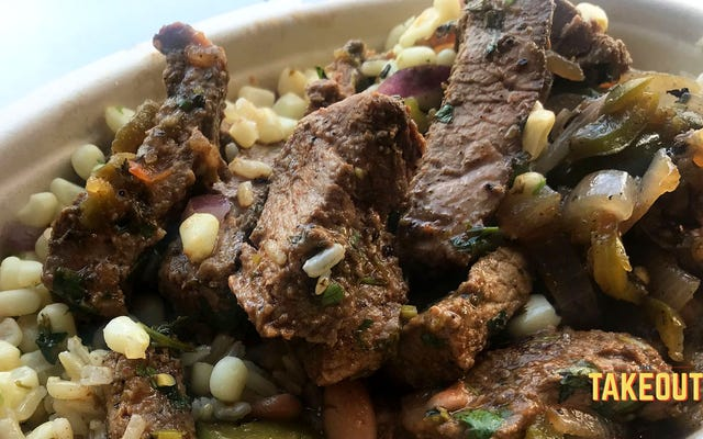 La nuova carne asada di Chipotle batte la sua bistecca di un miglio